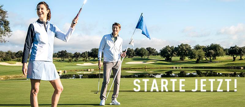 Golfeinsteiger starte jetzt Header