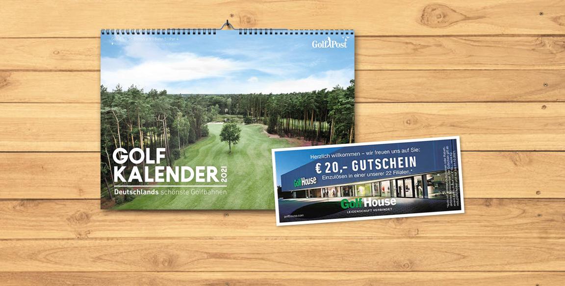 Herren Post Kalender 2021