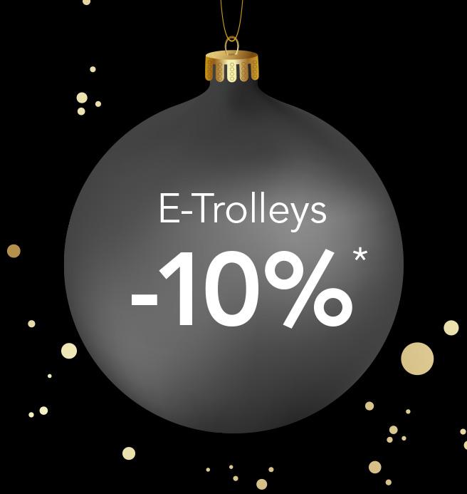 Damen Weihnachtsaktion E-Trolley