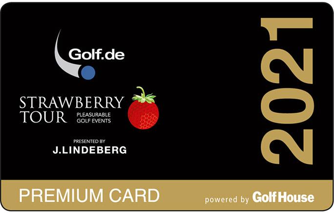 Strawberry Black Card