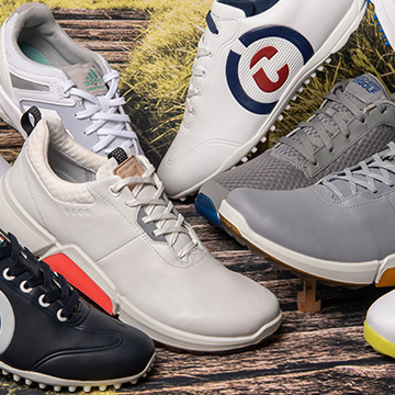 Golfschuh-Neuheiten